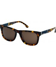 Diesel Mens DL0050 Tortoiseshell Sunglasses
