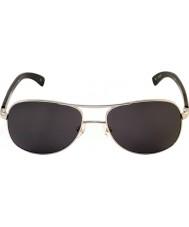 Three Stars Above Gold SA1030 Capella Sunglasses
