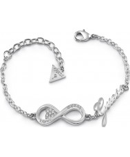 Guess UBB85065-L Ladies Endless Love Bracelet