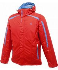 Dare2b DMP095-43X70-L Mens Deadheat Red Alert Ski Jacket - Size L