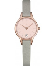 Radley RY2384 Ladies Long Acre Granite Leather Strap Watch