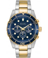 Bulova 98A170 Mens Marine Star Watch