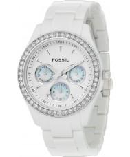 Fossil ES1967 Ladies Stella All White Watch