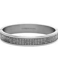 Dyrberg Kern 333827 Ladies Heli I Silver Plated Bangle