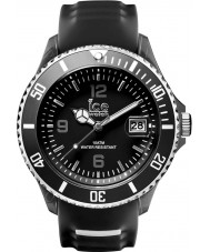 Ice-Watch 001327 Mens Ice-Sporty Black Silicone Strap Big Watch