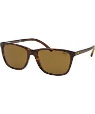 Polo Ralph Lauren PH4108 57 Shiny Dark Havana 500373 Sunglasses