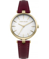 Karen Millen KM153VG Ladies Watch