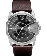 Diesel DZ1206 Mens Master Chief Grey Brown Watch