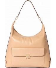 Modalu MH4919-BEIGE Ladies Somerset Almond Tan Hobo Bag