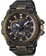 Casio MTG-G1000BS-1AER Mens G-Shock Black Radio Controlled GPS Watch