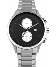 French Connection FC1266BSM Mens Silver Steel Bracelet Watch