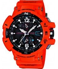Casio GW-A1100R-4AER Mens G-Shock Gravity Master Orange Radio Controlled Watch