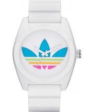 Adidas ADH2916 Santiago White Silicone Strap Watch