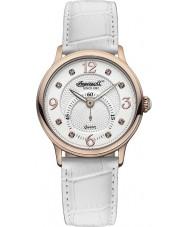 Ingersoll INQ022WHRS Mens Regent White Watch