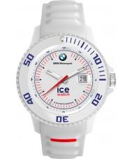 Ice-Watch 000837 Mens BMW Motorsport Exclusive White Big Silicone Strap Watch