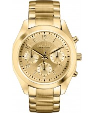 Caravelle New York 44L118 Ladies Melissa Gold Chronograph Watch