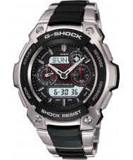 Casio MTG-1500-1AER Mens G-Shock Premium Radio Controlled Solar Powered Watch