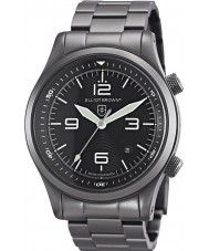 Elliot Brown 202-004-B05 Mens Canford Gunmetal Steel Bracelet Watch