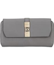 Fiorelli FS0861-GREY Ladies Evie City Grey Flap Over Purse