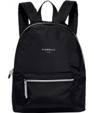 Fiorelli FSH0516-BLACK Ladies Strike Backpack