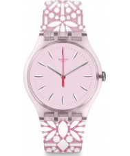 Swatch SUOP109 Ladies Fleurie Watch