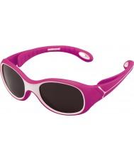 Cebe S-Kimo (Age 1-3) Raspberry 2000 Grey Sunglasses