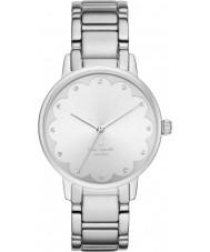 Kate Spade New York KSW1046 Ladies Gramercy Silver Steel Bracelet Watch