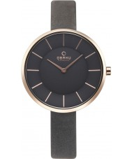 Obaku V185LXVJRJ Ladies Sand Watch