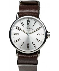 Camden Watch Company CWC-88-11A-L1B No 88 Brown Leather Strap Watch