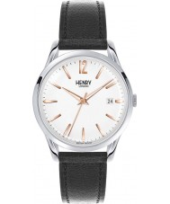 Henry London HL39-S-0005 Highgate White Black Watch