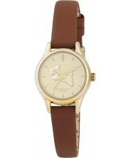Radley RY2330 Ladies On The Run Tan Leather Strap Watch