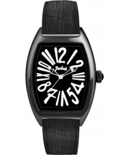 Pocket PK3012 Mens Tonneau Classique Grande All Black Watch