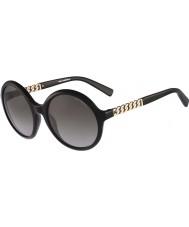 Karl Lagerfeld Ladies KL842S Black Sunglasses