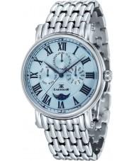 Thomas Earnshaw ES-8031-22 Mens Maskelyne Silver Steel Bracelet Watch