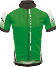 Dare2b Mens Signature Tour Fairway Green Jersey