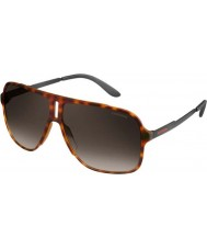 Carrera Mens Carrera 122-S L2L HA Havana Sunglasses
