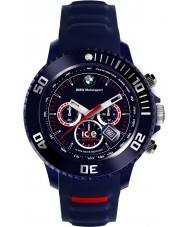 Ice-Watch 000842 BMW Motorsport Exclusive Blue Silicone Chronograph Watch