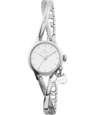 Radley RY4181 Ladies Bayer Silver Steel Half Bangle Watch