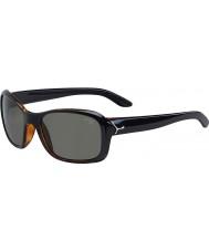 Cebe Idyll Black Tortoiseshell Sunglasses