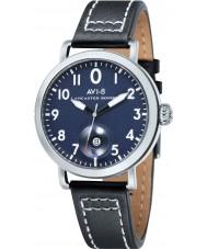 AVI-8 AV-4020-03 Mens Lancaster Bomber Black Leather Strap Watch