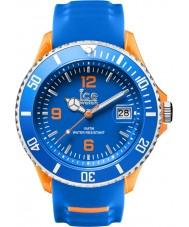 Ice-Watch 001331 Mens Ice-Sporty Blue Silicone Strap Big Watch