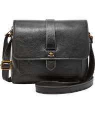 Fossil ZB6749001 Ladies Kinley Small Black Cross Body Bag