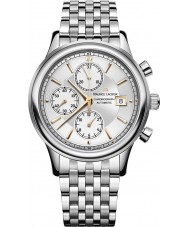 Maurice Lacroix LC6158-SS002-130-1 Mens Les Classiques Automatic Silver Chronograph Watch