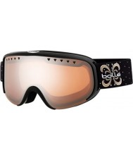 Bolle 21315 Scarlett Shiny Black Night - Modulator Citrus Gun Ski Goggles