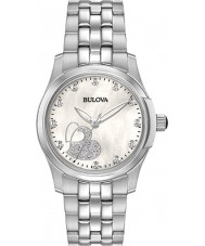 Bulova 96P182 Ladies Diamonds Watch