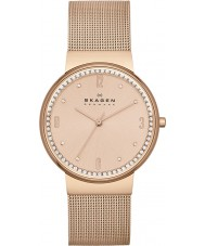 Skagen SKW2130 Ladies Klassik Rose Gold Mesh Watch