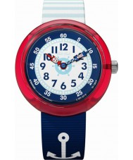 Flik Flak FBNP090 Girls Matrose Watch