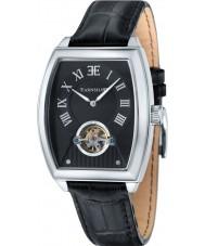 Thomas Earnshaw ES-8044-01 Mens Robinson Black Leather Strap Watch