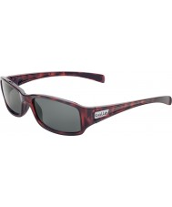 Bolle Reno Red Tortoiseshell Polarized TNS Sunglasses