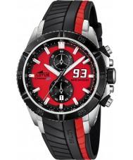 Lotus 18103-2 Mens Marc Marquez Chrono GP Red Black Watch